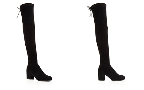 Stuart Weitzman Women's Tieland Suede Over-the-Knee Boots - Bloomingdale's_2